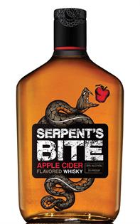 Serpent's Bite Whisky Apple Cider 1.00l
